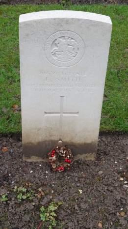 Edwin Smith grave